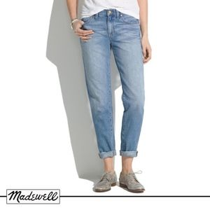 Madewell Boy Jean in Afternoon Wash